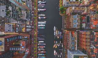 Photographers Capture Aerial View Images of the World