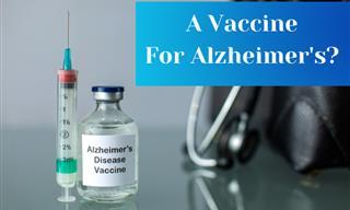 First-of-Its-Kind Alzheimer's Vaccine in Development
