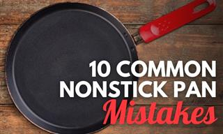 10 Reasons Why Your Nonstick Cookware Is SO Short-Lasting
