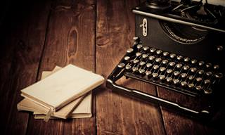 Quiz: Connect the Famous Writer to Their Book