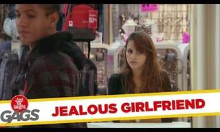 Funny Today: The Jealous Girlfriend!