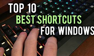 10 Time-Saving Windows Shortcuts You Aren't Using