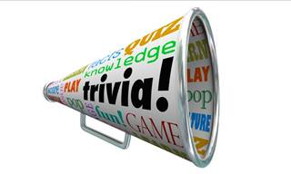 Trivia: A Mixed Knowledge Quiz That'll Take All Your Knowledge to Beat