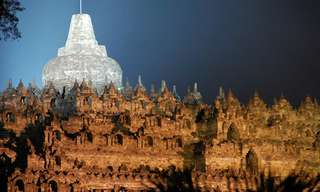 The Incredible Temple-Mountain of Borobudur