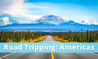 QUIZ: Let's Take a Road Trip Across the Americas!