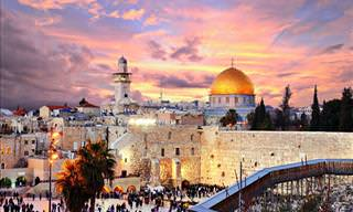 A Tour of Ancient Jerusalem