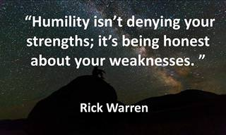 24 Quotes That Prove Humility is the Way to Success