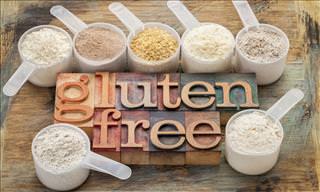 5 Gluten-Free Flours