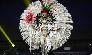35 Beyond Fabulous National Costumes From Miss Universe