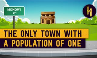 Welcome To This US Town with a Population of Just One