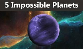 5 Planets With Unbelievable Atmospheres and Weather