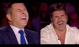 The 10 Funniest Auditions From Britain's Got Talent!