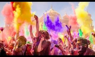 The Amazing Color Festival!