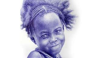 The Fantastic African Pen Art of Enam Bosokah