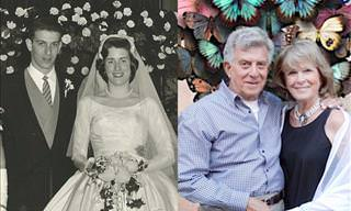 Couples That Have Been Married a Very, Very Long Time