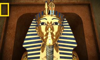 Wonders of History: Exploring King Tutankhamun's Tomb