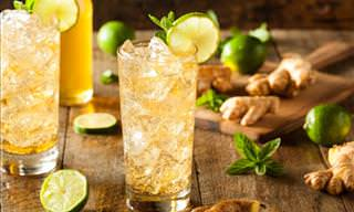 Make Your Own Ginger Ale & Ginger Beer - It's EASY!