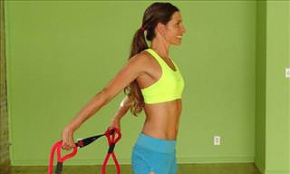 Loosen Tight Shoulders in Just 4-Minutes
