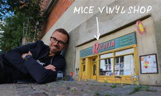 Discover the ADORABLE Tiny Mouse Shops of Sweden