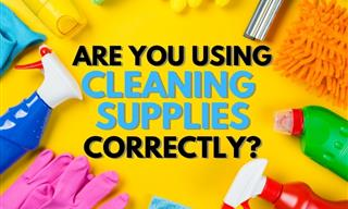Are You Using Cleaning Supplies Right? 10 Common Mistakes