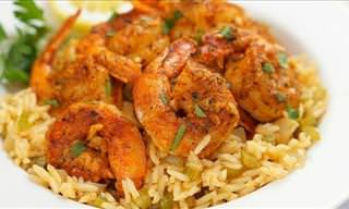 How to Make Tasty Cajun Shrimp and Rice