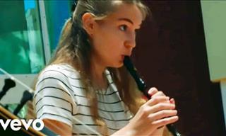 Lucie Horsch Plays Concert 'Per Flautino'