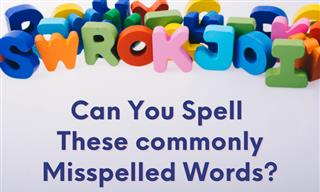 Quiz: How Do You Spell These Commonly Misspelled Words?