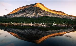 Come See Norway Like Never Before, in Perfect HD!