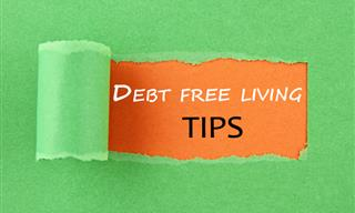 Find Out the Secrets of a Debt-Free Life – 9 Helpful Tips