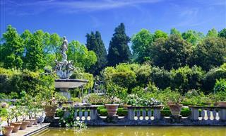 7 Exquisite Italian Gardens