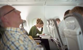 Air Hygiene - What's the Dirtiest Place on the Plane?
