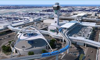 The Updated Los Angeles Airport Will Be Grand! Take a Look