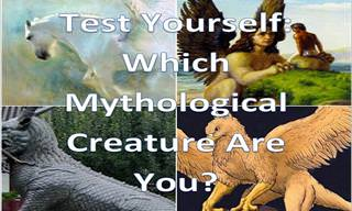 Find Out Which Mythological Creature Inhibits Your Soul...
