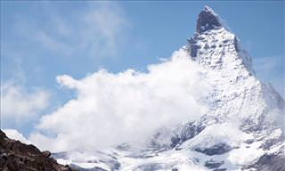 A Time-Lapse Video of the Matterhorn in Full HD