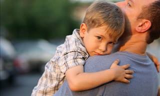 How to Help Out a Shy Child