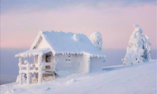 Lapland Is a Gorgeous Winter Wonderland!
