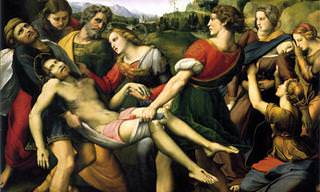 24 Paintings from Renaissance Grand-master, Raphael