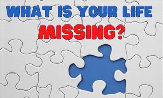 Test: What is Your Life Missing?