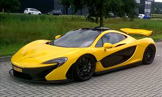 A Concise History of McLaren Road Cars