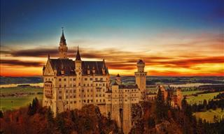 The Most Beautiful Ancient Castles and Fortresses