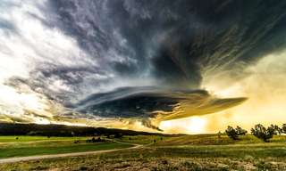 Amazing Time-Lapse Video of Storm Formations