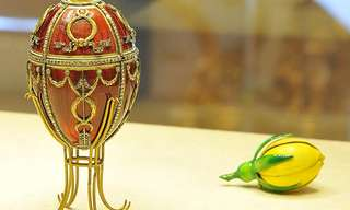 Fabergé Eggs - True Historical Jewels