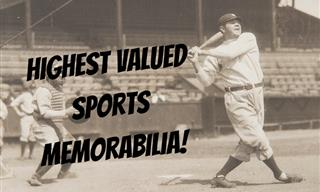 10 Famous Sports Memorabilia Sold For The Highest Prices