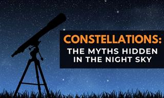 Constellations - Ancient Stories Hidden in the Night Sky