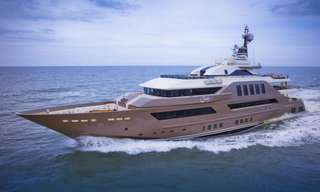 If I Find This Yacht. Nothing Will Make Me Leave It.
