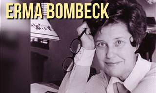 WATCH: Erma Bombeck's Last Message
