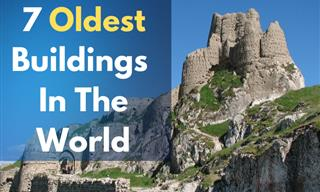 These Are the Oldest Man-Made Structures of the World