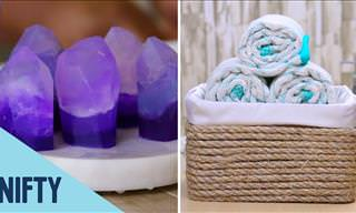 11 Absolutely Awesome Hacks for Organizing Your Bathroom
