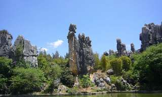 Let's Go Visit: The Shilin Stone Forest.