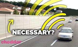 Highway Noise Barriers - How Effective Are They?